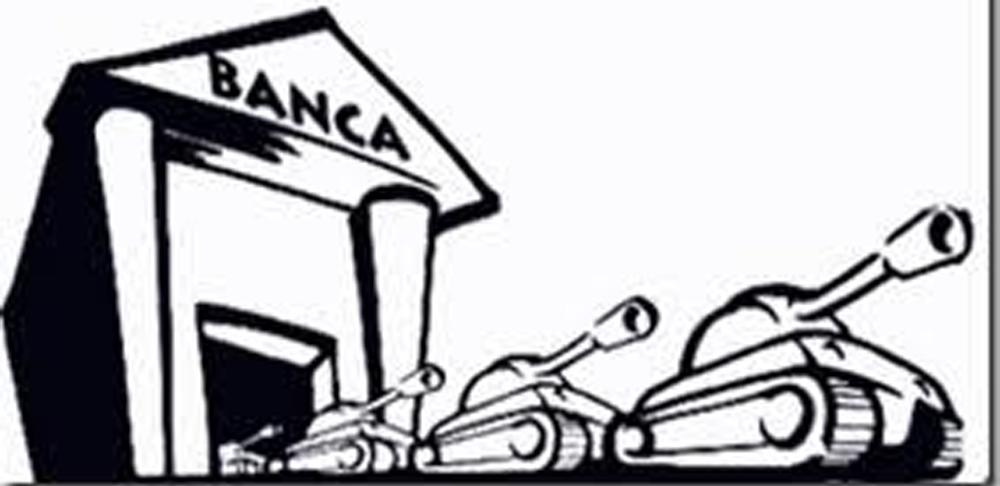 Banche armate italia